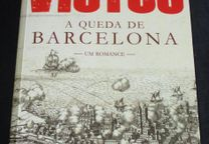 Livro Victus A Queda de Barcelona Sánchez Piñol