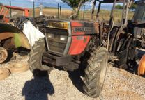 Trator-Massey Ferguson 394S para peças