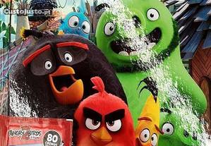 Cromos Angry Birds 2 do continente