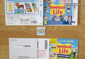 Nintendo 3DS: TomaDachi Life