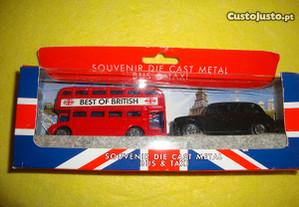 Pack de 2 miniaturas de Londres