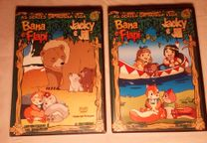 DVD bana e flapi Jacky e Jill