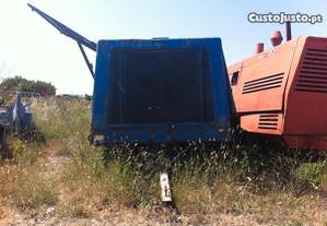 Gerador 110 kva de 6 cilindros diesel