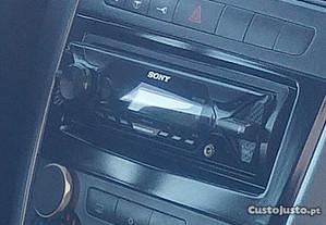 Moldura 1 Din rádio - Fiat Grande Punto