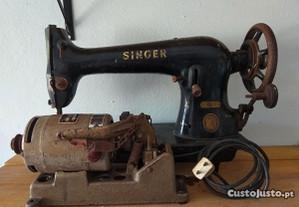 Maquina de costura Alfaiate Singer