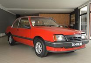 Opel Ascona 1604 S2 Door De Luxe - 82