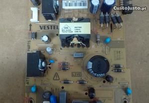 Fonte Alimentação LCD VESTEL 23125811, 17IPS11