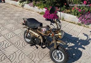Moto Honda Monkey Gold - 50cc