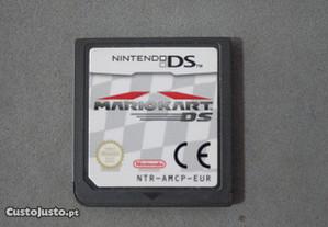 Jogo Nintendo DS - Mário Kart DS