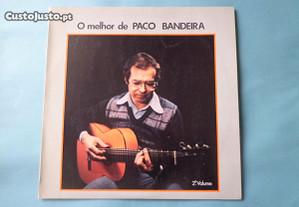 Disco vinil LP - Paco Bandeira - O melhor de Paco