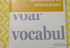 Vocabulário de Dificuldades