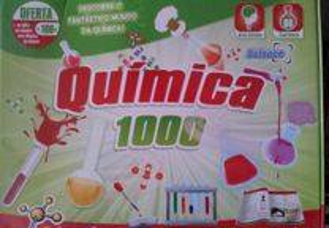 Laboratório de Química 1000 Science4You
