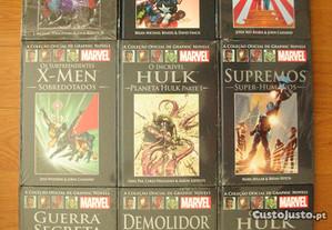 Coleção Oficial de Graphic Novels Marvel Salvat