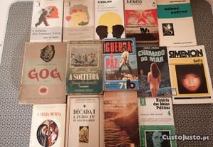 Livros Antigos (3E) - Portes Grátis.
