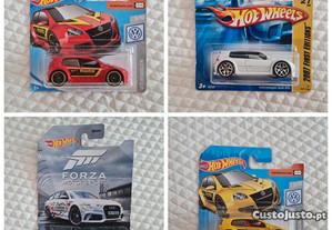 Miniaturas Hotwheels- Novas e seladas
