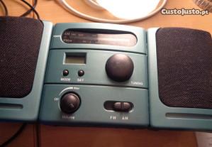 Rádio Miniatura a Pilhas de Coleção Oferta Envio