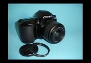 Minolta Dynax Spxi c/ 35-80 - Maquina Fotográfica