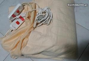 Cobertor eléctrico medidas 188 - 152 impecavel