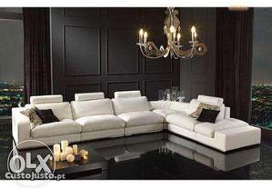 Sofa canto Glamour