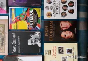 Feira de livros novos e baratos