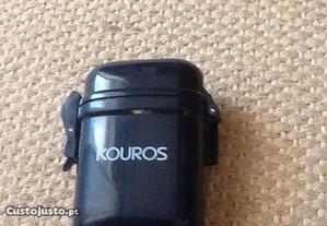 Caixa à prova de água, marca Kouros da Yves Saint