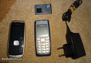 Nokia 1110 e 1800