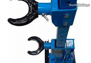 Compressor hidráulico de molas de suspensão tipo c