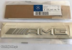 Emblema AMG Mercedes