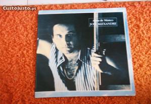 LP disco vinil de alma de musico de josé alexandre