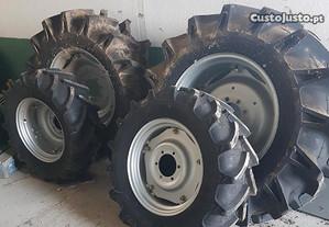 Rodas para tractor