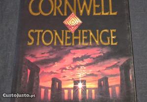 Livro Stonehenge Bernard Cornwell