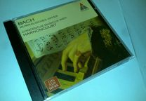 bach (musikalisches opfer... harnoncourt) cd