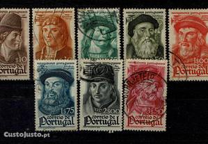 Selos de Portugal Usados- Diversos