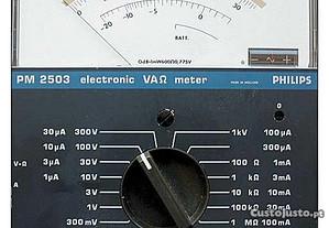 Multimetro Philips PM2503
