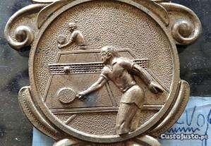 Medalha em bronce
