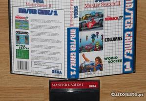 Master System: Master Games