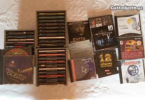 Vários CD música