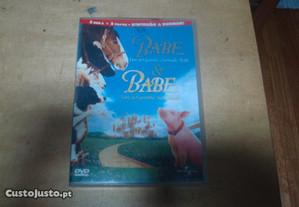 Coleçao original o porquinho babe 1 e 2