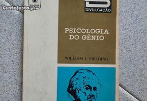 Psicologia do Gênio (portes grátis)