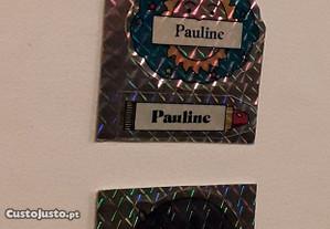 Conjunto de 5 stickers/autocolantes