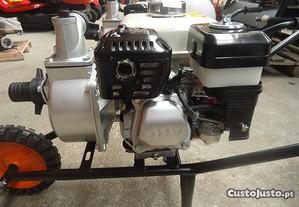 Motor de Rega Honda de 5,5 Hp com Motor Gx160