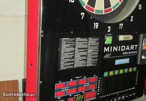Máquina setas Minidart 350 jogoscomo nova original