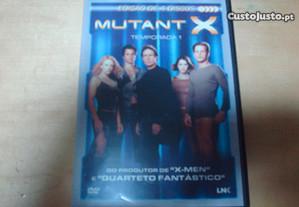 Serie mutante x 1 temporada