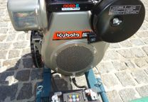 Motor de rega Kubota OC60, 2 polegadas e meia