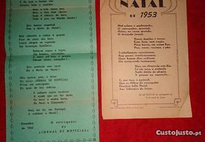 Boas Festas de um entregador de jornais (1953)