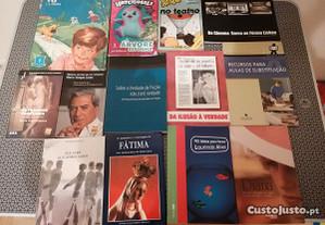 Livros Vários e Juvenis (3E) - Portes Grátis.