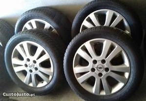 jantes 16 opel 5x110 com pneus