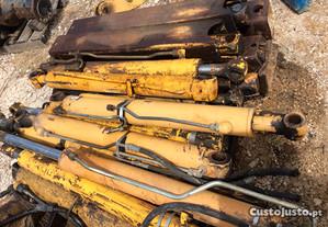 Trator -Cilindros para retro escavadoras