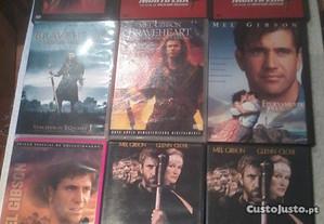 Dvds Mel Gibson