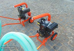 Motor de Rega Loncin de 8Cv e 2' com Pesca